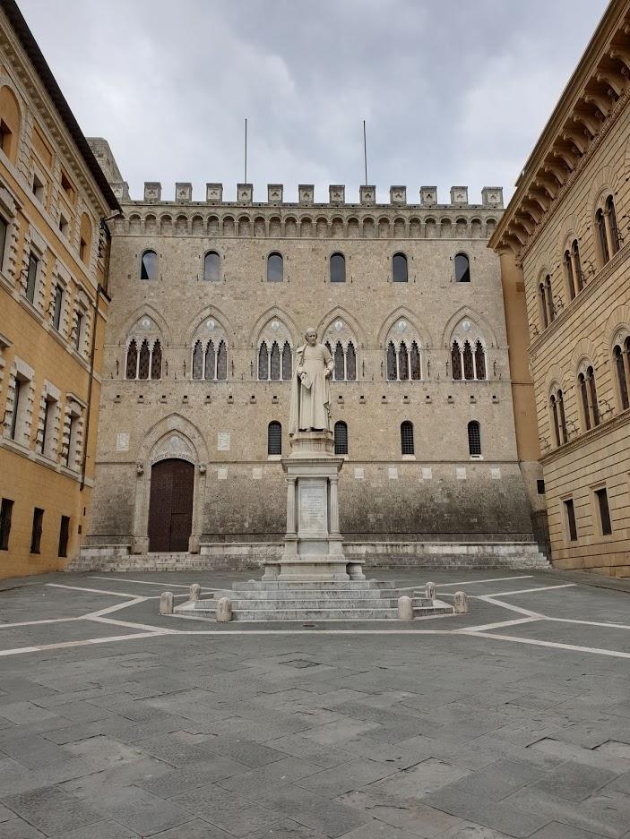 Piazza Salimbeni, Siena
